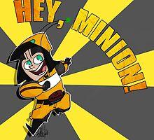Hey, Minion! by Keroa