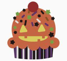 Halloween Cupcake by SaradaBoru