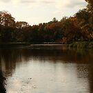 An Evening By La Salle River  by Stephen Thomas