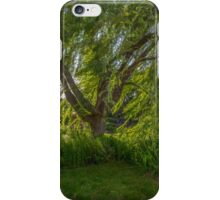 Windy Willow iPhone Case/Skin