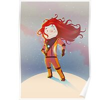 The Girl Wonder Poster