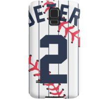 Derek Jeter Baseball Design Samsung Galaxy Case/Skin
