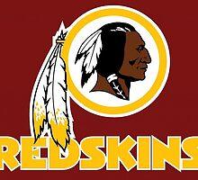 Washington Redskins by plabeck