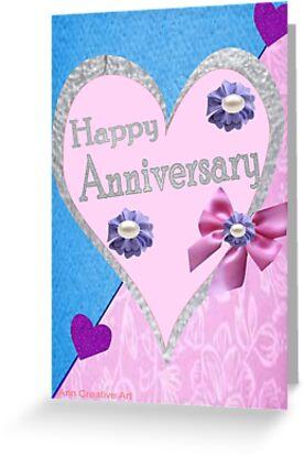 Anniversary card  by Ann12art