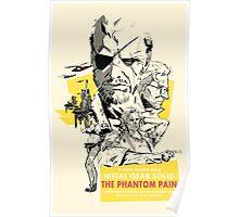 The Phantom Pain Poster