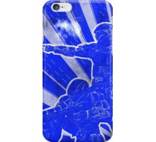 "BLUE Army ""ODST"" Propaganda iPhone Case/Skin"