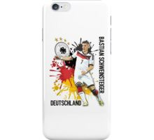 Bastian Schweinsteiger iPhone Case/Skin