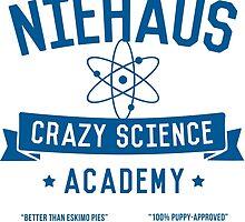 Niehaus Academy - Baseball by geekmonkey
