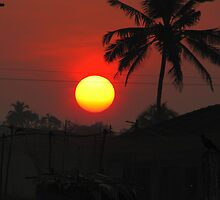 Sunrise/sunset by Ashadeep