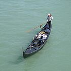 The Gondolier by Adamdabs