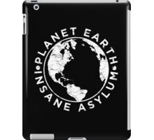 Earth Asylum iPad Case/Skin