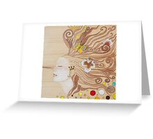 Lost in Dreaming Greeting Card