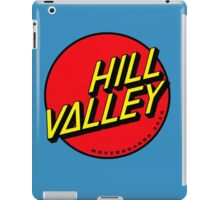 Hill Valley Hoverboards 2015 iPad Case/Skin