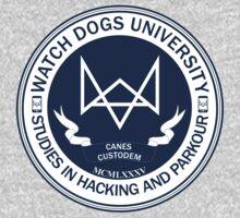 Watch Dogs University - Hacking & Parkour by Chronotaku