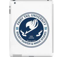 Fairy Tail University: Mage Doctorates iPad Case/Skin