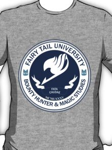 Fairy Tail University: Mage Doctorates T-Shirt