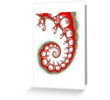 Parasite Greeting Card