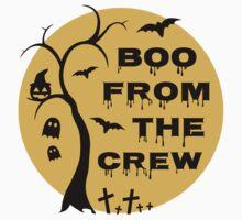 Boo from the crew by Fuchs-und-Spatz