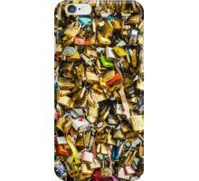 Love Locks iPhone Case/Skin