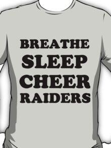 RAIDERS FOOTBALL T-Shirt