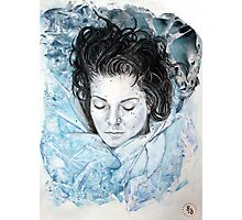 Wrapped in Plastic - Twin Peaks Photographic Print