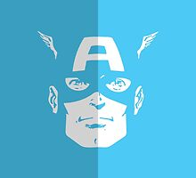 Captain America by expressivemedia