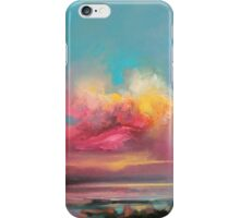 Cumulus Consonance Study 2 iPhone Case/Skin
