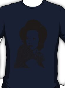 Betty Grable And Cute Hat T-Shirt