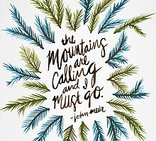 Mountains Calling by Cat Coquillette