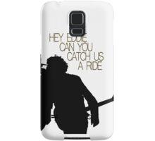 Hey Eddie Samsung Galaxy Case/Skin