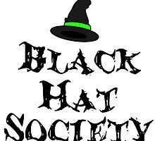 BLACK HAT SOCIETY by Divertions