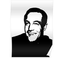 Gene Kelly Smiles Poster