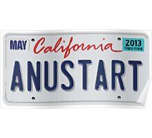 ANUSTART (A New Start) Poster