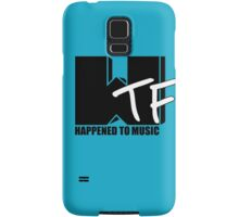 WTF Happened To Music Solid Samsung Galaxy Case/Skin