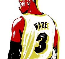 WADE Stencil Design by nbatextile