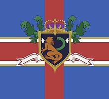 The Holy Britannian Empire by Crytiv PH