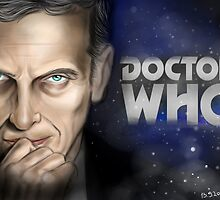 12th doctor by AlexRipper