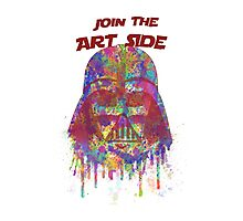 Join the Art Side Photographic Print