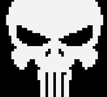 Pixel Punisher by MilkyMuffin