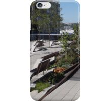 The High Line Opens Its Final Section, New York City's Elevated Garden and Park iPhone Case/Skin