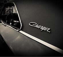 Dodge Charger by paulmuscat