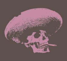 Sombrero de los Muertos - pink by plushpop