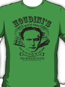 Houdini's Magic Shop T-Shirt