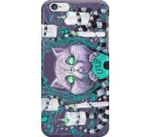 A Seance With Madame Meow-Meow, Gifted Medium iPhone Case/Skin