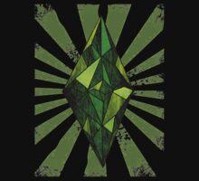 the Sims diamond by zxandungoTV