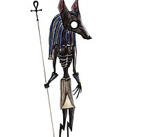Anubis by DismalDrawings
