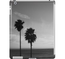 Mr. and Mrs. Palm iPad Case/Skin