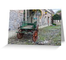 Ancient city of Colonia del Sacramento (3) Greeting Card