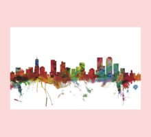 Denver Colorado Skyline Kids Clothes