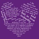 Quotes of the Heart - Cecilos (White) by fairy911911